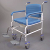 X399 – Bariatric Commode and Shower Chair (User Capacity 250kgs)