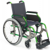 Breezy 300 Wheelchair (Stylish Black Frame) Manufactured In SPAIN