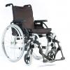 Breezy Basix Aluminium Wheelchair with Jay Cushion